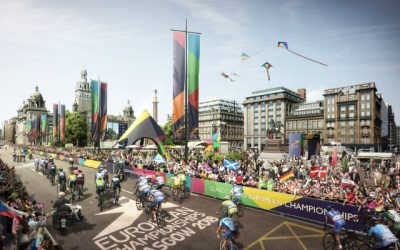 Glasgow 2018 Road Closures Around balance | Wednesday 8 August