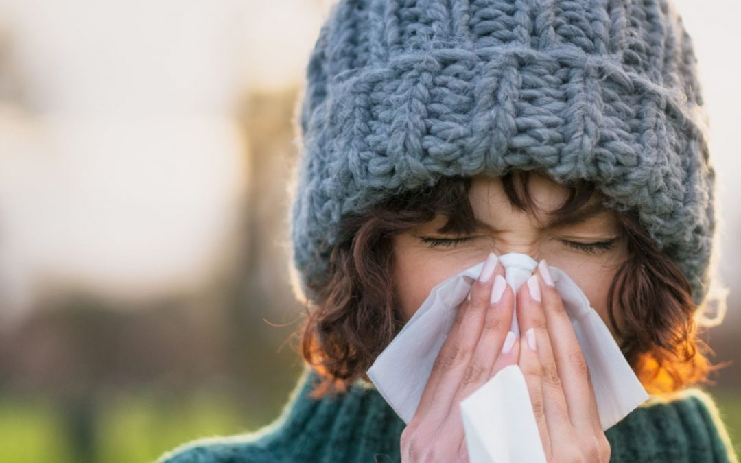 Let's Talk About Seasonal Allergies!